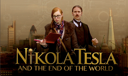 Nikola Tesla and the End of the World artwork